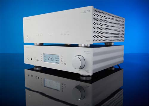Cambridge Audio's premier Preamp/Amp