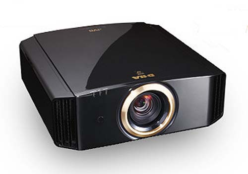 JVC's popular Home Theatre Projector