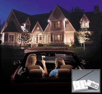 Lutron Interior/Exterior Lighting Control System