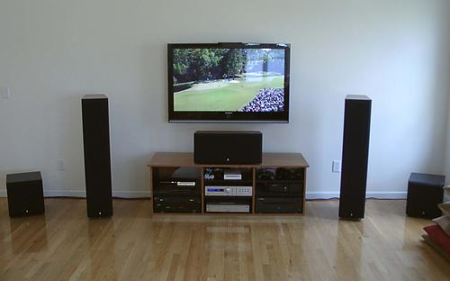 Audiophile System with Video